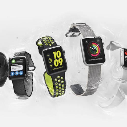 Apple announces Apple Watch Series 2
