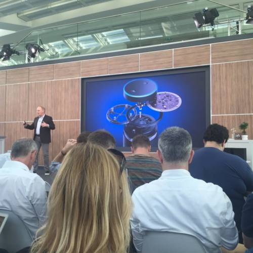 Amazon announces Echo devices for UK and Germany